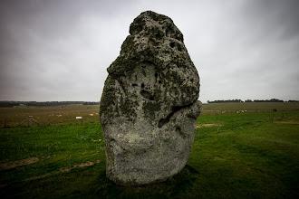Photo: The Heel Stone (Stonehenge)