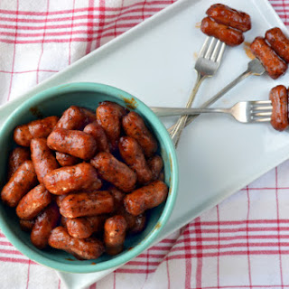 Sweet and Tangy Lil' Smokies.