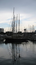Photo: Port Vell, Barcelona, Spain