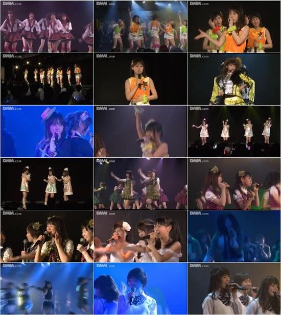 (LIVE)(公演) SKE48 チームE 「手をつなぎながら」公演 160512