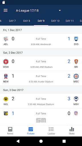 A-League Live 2017/18 7.2.9 screenshots {n} 3