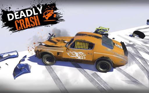 Car Crash Beam  Drive Sim: Death Stairs Jump Down 1.2 screenshots 6
