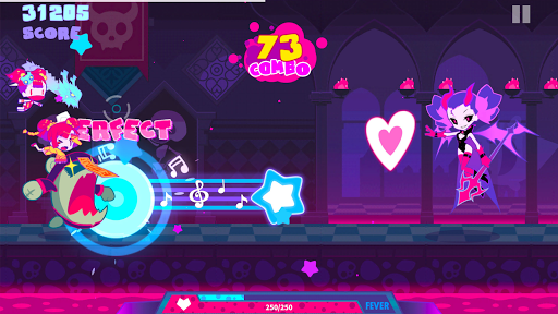 Muse Dash - screenshot