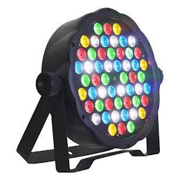 Proiector RGB 54 LED cu jocuri de lumini