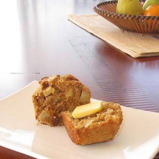 Apple-Sultana Bran Muffins.