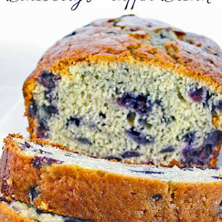 Blueberry Muffin Bread.