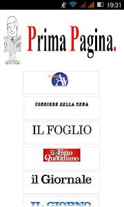 Giornali e Quotidiani screenshot 1