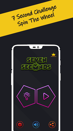 7 Second Challenge - Spin the Wheel 1.7 screenshots 2