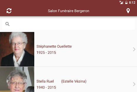 Salon funéraire Louis Bergeron - náhled