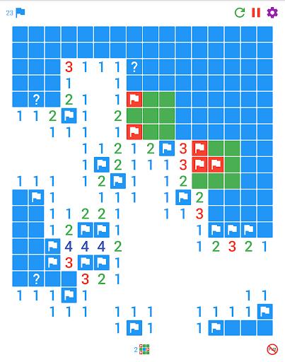 玩免費解謎APP|下載지뢰 찾기 app不用錢|硬是要APP