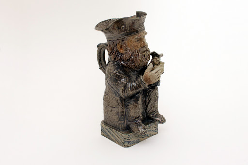 Peter Meanley ceramic Toby Jug