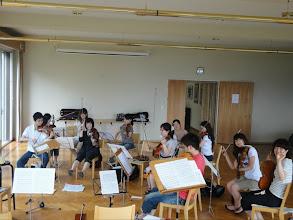 Photo: 練習風景1