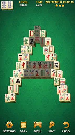 Mahjong 1.2.4 screenshots 1