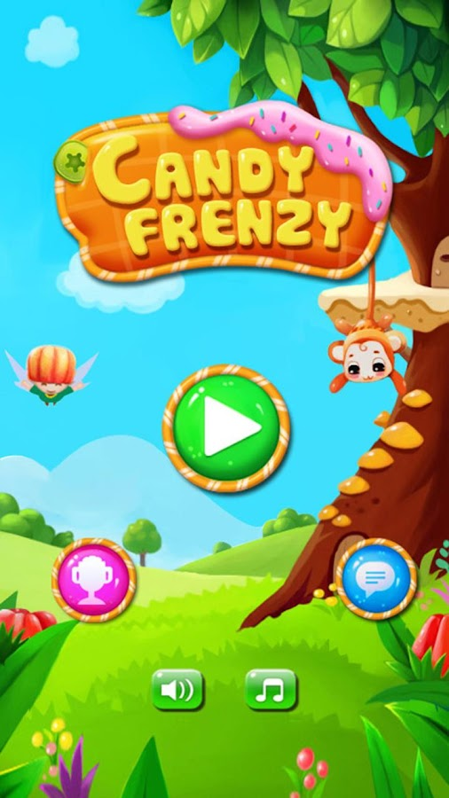 Candy Frenzy- screenshot