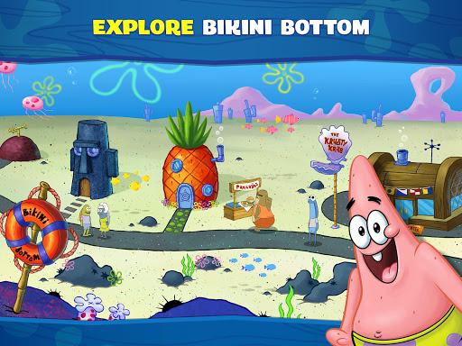 SpongeBob: Krusty Cook-Off screenshots 14