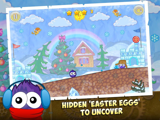 Catch the Candy: Winter Story 1.0.4 screenshots 4