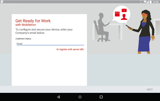 Mobile@Work 5.7.0.2.13R screenshots 8