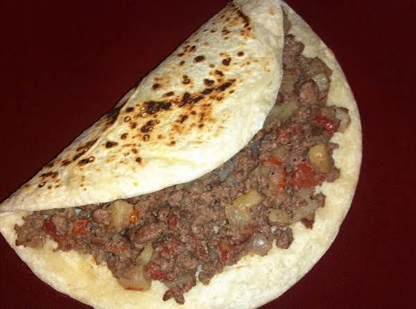 Picadillo Taco Recipe