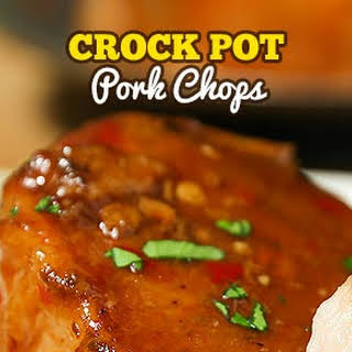 Crockpot Pork Chops.