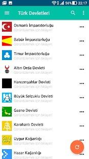 Türk Devletleri - náhled