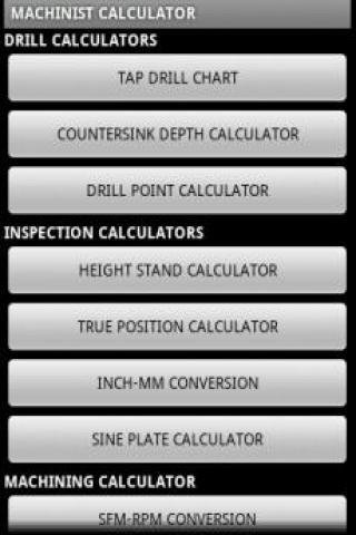 Cnc machinist calculator apk download apkpure cnc machinist calculator screenshot 1 greentooth Gallery