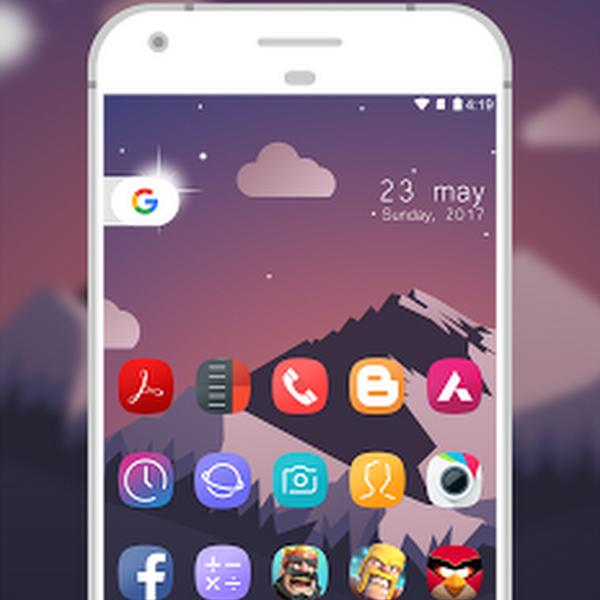 Elie Galaxy S8 icons v1.0 [Paid]