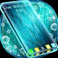 Live Wallpaper Rain icon