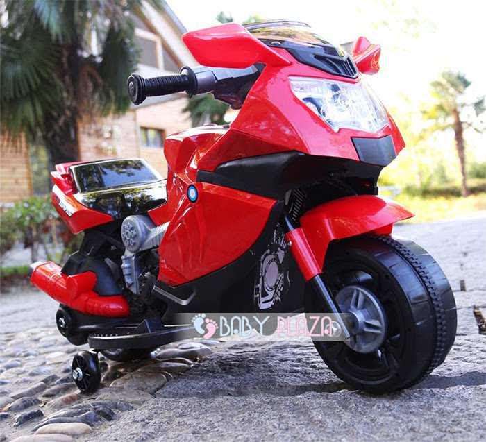 Moto điện kiểu dáng thể thao FB-888