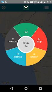 GeoSafePro Manager - náhled