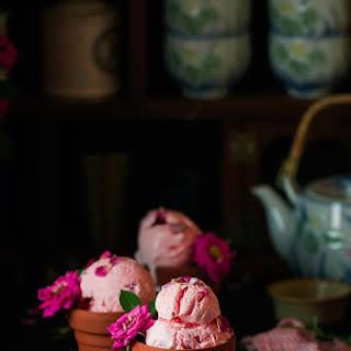 Rose Ice Cream.