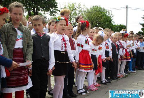 Житомир.info: Як у райцентрах Житомирської області День вишиванки святкували