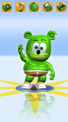 Talking Gummy Free Bear Games for kids 3.2.8.5 screenshots 1