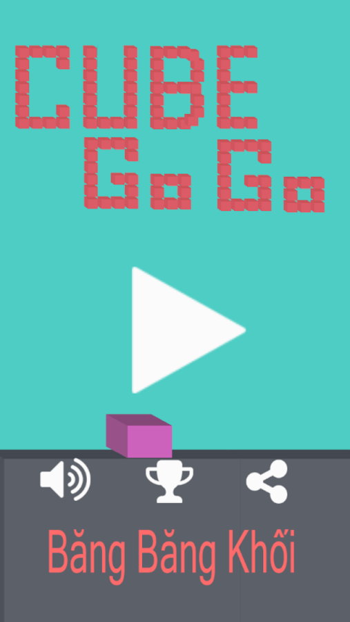 Cube Gogo- screenshot