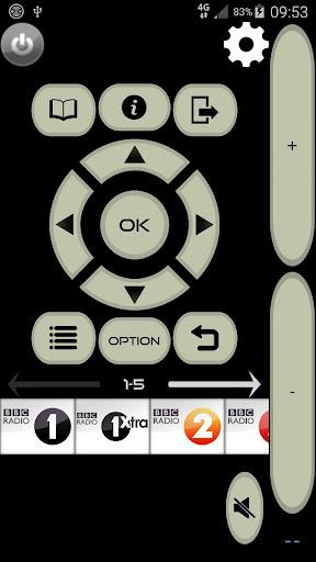 MyAV Remote for Denon & Marantz AV Receivers screenshot 1