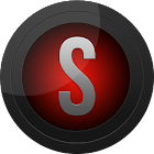 Black and Red Icon Pack icon