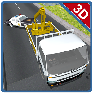 Tow Truck Driver Simulator for PC and MAC