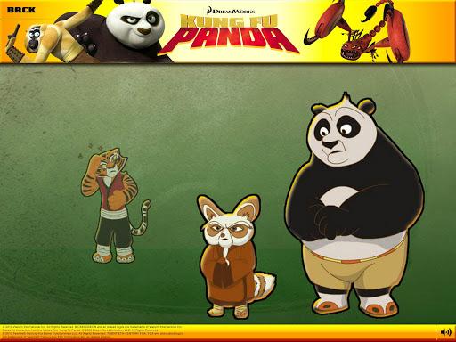Kung Fu Panda ProtectTheValley