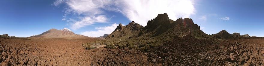 Photo: Spain, Canaries, Tenerife, Teide National Park
