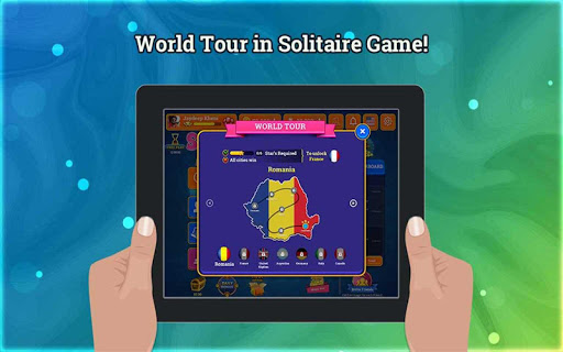 Solitaire Online - Free Multiplayer Card Game 4.8 screenshots 16