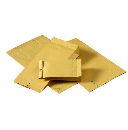 Provsäck 16 120x305 brun 250/k