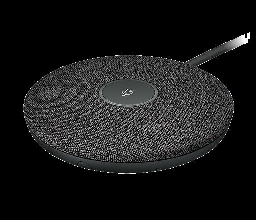 Logitech mic pod for Google Meet
