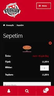 Keops Pizza - náhled