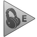 E Player AF (Ads Free) icon