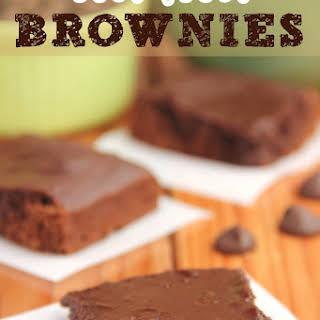 Ooey Gooey Brownies.