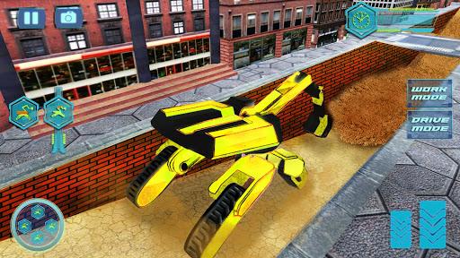 Heavy Excavator Simulator PRO 2020 5.0 screenshots 5
