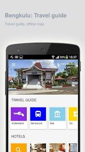 Bengkulu: Offline travel guide - náhled