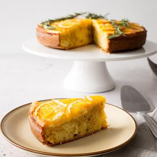 Orange Rosemary Cake Recipes
