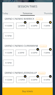 Grand Cinemas Australia - náhled