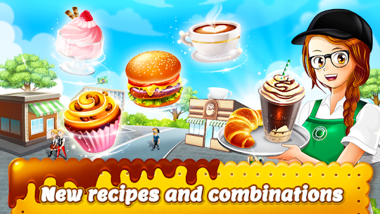 Cafe Panic: Cooking Restaurant 8