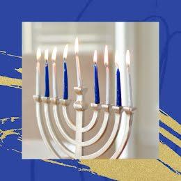 Hanukkah Menorah - Hanukkah item